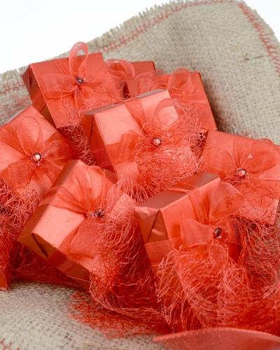 Kırmızı Çikolata Demeti  2