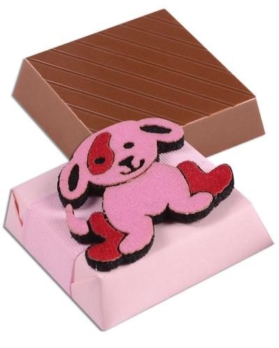 Köpekli Bebek Çikolatası 2