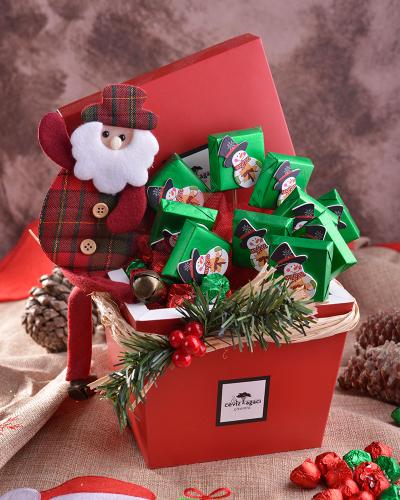 Merry Christmas Yılbaşı Çikolatası
