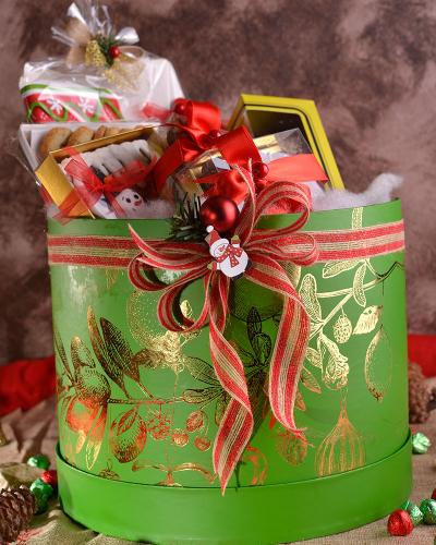 Merry Christmas Yılbaşı Sepeti 2