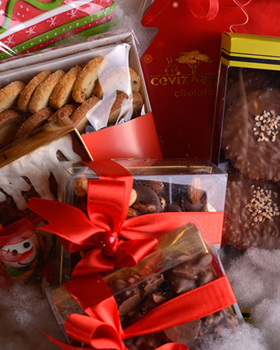 Merry Christmas Yılbaşı Sepeti 3