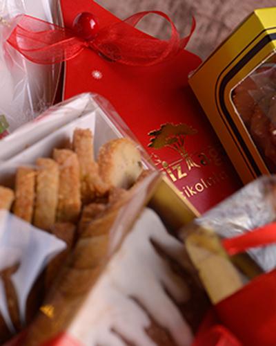 Merry Christmas Yılbaşı Sepeti 4