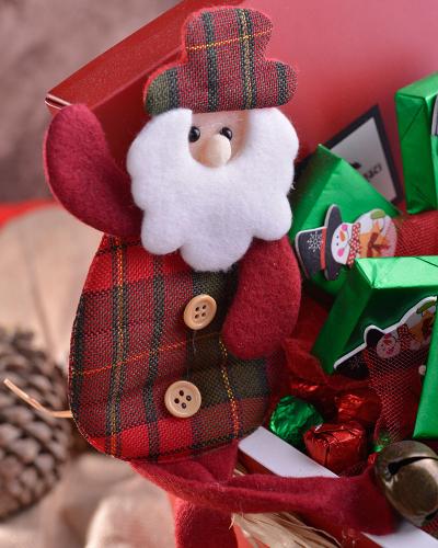 Merry ChritsmasYılbaşı Çikolatası 3