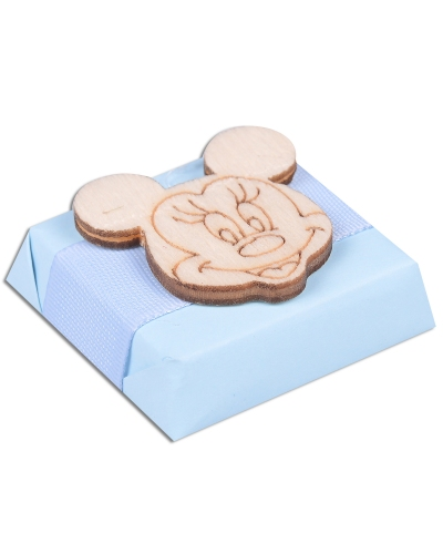 Mickey Erkek Bebek Çikolatası 1