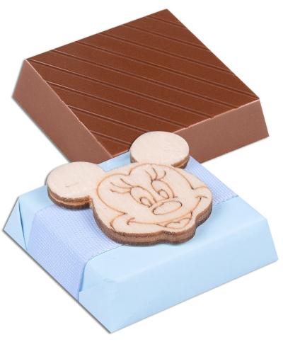 Mickey Erkek Bebek Çikolatası 2