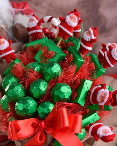 Noel Baba Yılbaşı Çikolatası 3