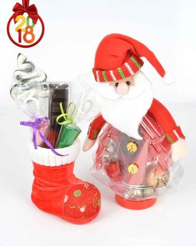 Noel Çorabı Yılbaşı Çikolatası 1
