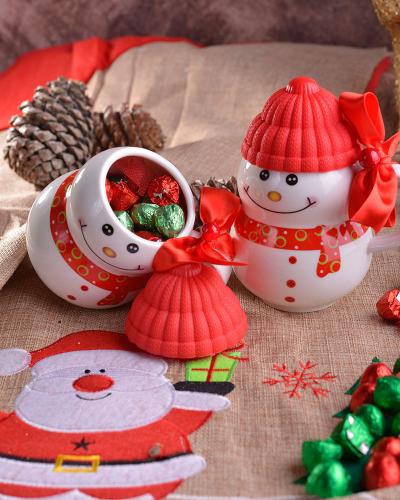 Noel Kupası Yılbaşı Çikolatası 1