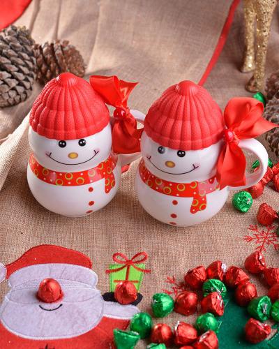 Noel Kupası Yılbaşı Çikolatası 4