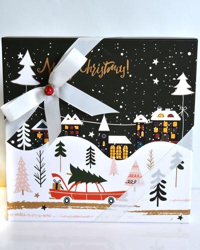 Noel Kutu Yılbaşı Çikolatası 3