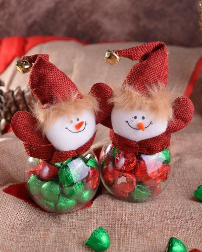 Noel Yılbaşı Çikolatası 1