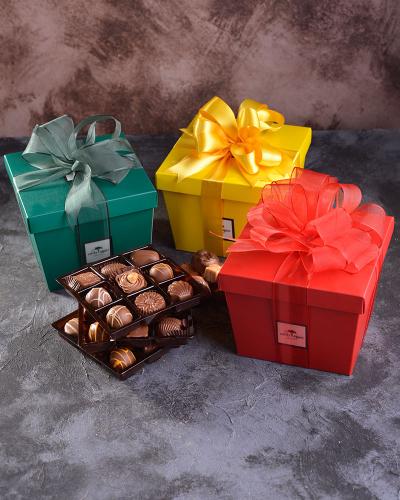 Renkli Special Çikolata Kutusu 2