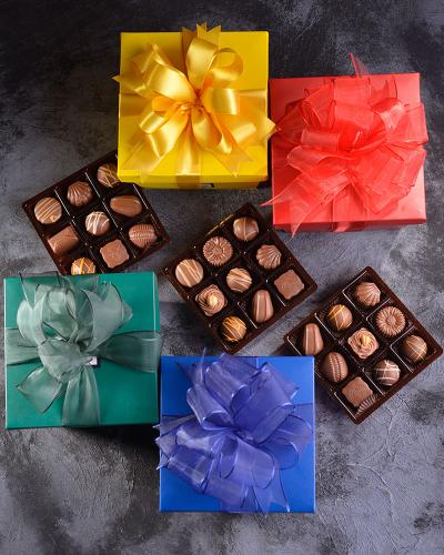 Renkli Special Çikolata Kutusu 3