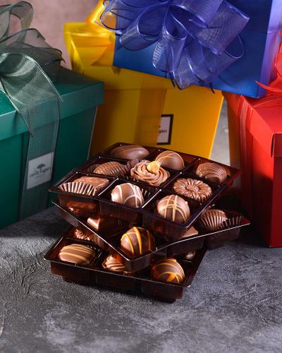 Renkli Special Çikolata Kutusu 4