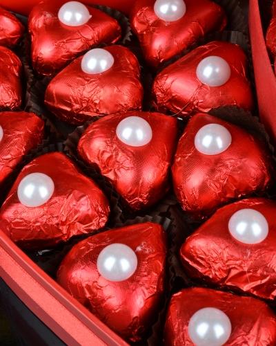 Şans Sevgiliye Çikolata 4