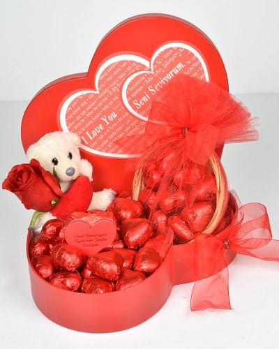 Şans Sevgiliye Çikolata