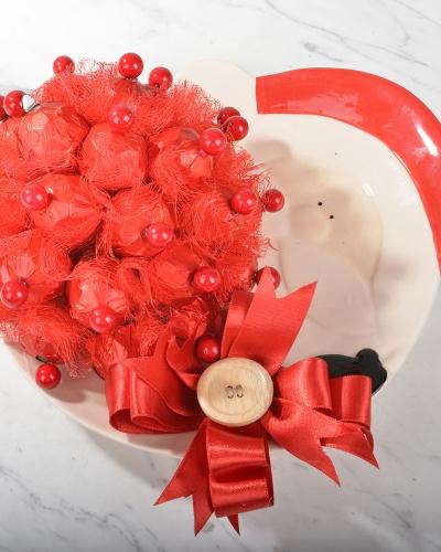 Sevimli Noel Baba Yılbaşı Çikolatası 4