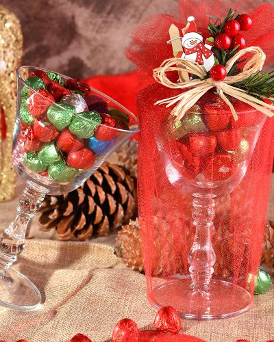 Sevimli Noel Baba Yılbaşı Çikolatası 1