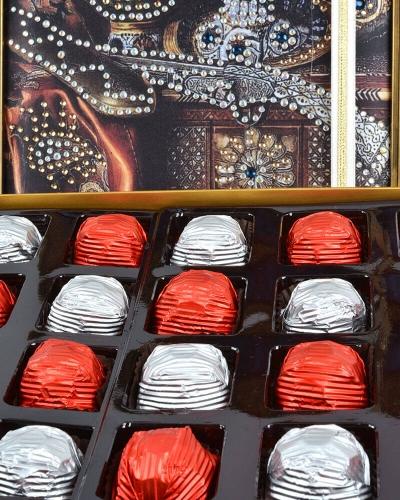 Taş İbrik 48'li Çikolata Kutusu 2