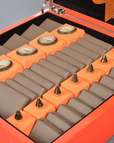 Turuncu Ahşap Special Hediyelik Çikolata 3