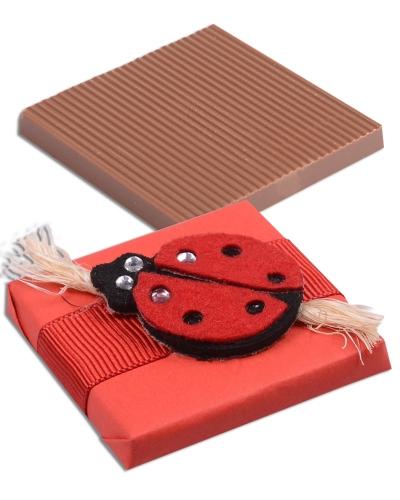 Ugur Böceği Bebek Çikolatası 2