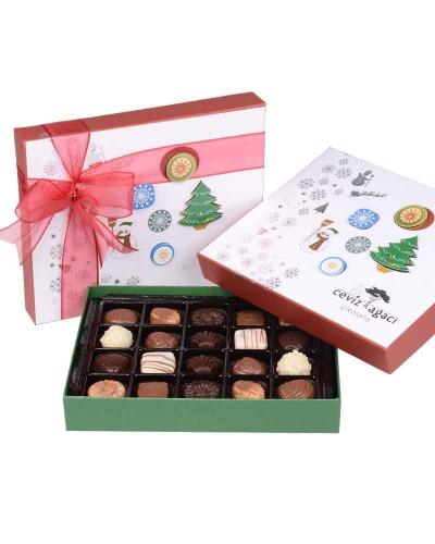 Yeni Yıla Özel Çikolata Kutusu 3