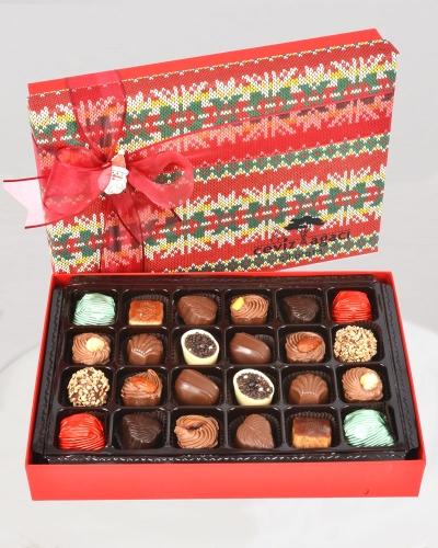 Yılbaşı Çikolata Kutusu 1