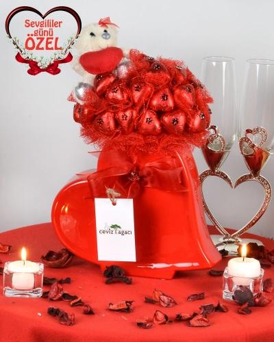 Yonca Sevgiliye Çikolata 1