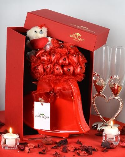 Yonca Sevgiliye Çikolata 2