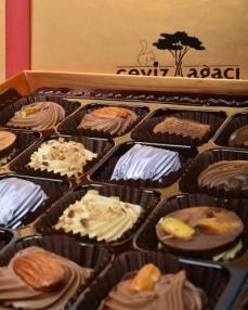 Altın 16'lı Bayram Çikolatası  2