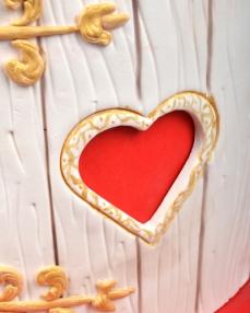 Altın Anahtar Doğum Günü Pastası