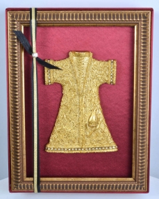 Altın Kaftan 24'lü Bordo Çikolata Kutusu  2