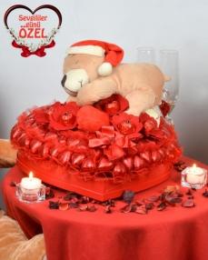Aşk Sevgililer Günü Hediyesi  0