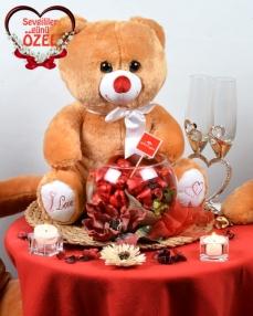 Aşk Sevgiliye Çikolata  0