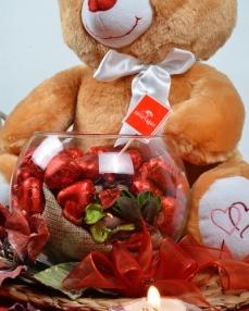 Aşk Sevgiliye Çikolata  1