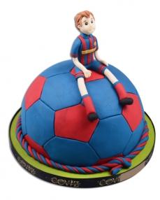 Barcelona Doğum Günü Pastası