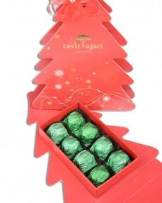 Çam Ağacı Yılbaşı Çikolatası  2