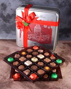 Galata Yılbaşı Çikolatası  2
