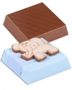 Gülen Fil Bebek Çikolatası  1