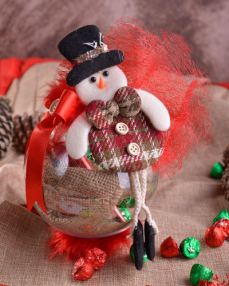 Happy Holidays Küçük Yılbaşı Çikolatası  0