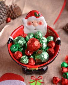 Happy Holidays Yılbaşı Çikolatası  0