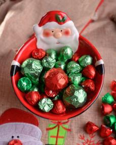 Happy Holidays Yılbaşı Çikolatası  2