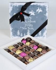 Happy New Year Büyük Yılbaşı Çikolatası  0
