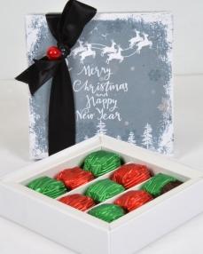 Happy New Year Küçük Yılbaşı Çikolatası  0