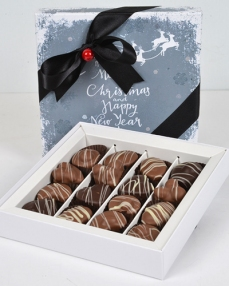 Happy New Year Orta Yılbaşı Çikolatası  0