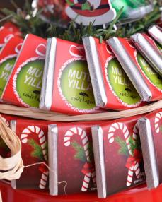 Happy New Year  Yılbaşı Çikolatası  2