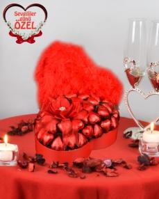 İnci Sevgiliye Çikolata  0