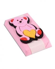 Kalpli Panda Bebek Çikolatası  0