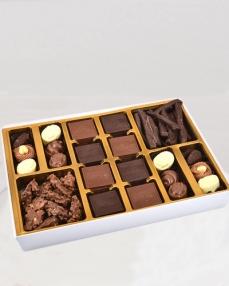 Karnaval Beyaz Çikolata Kutusu  3