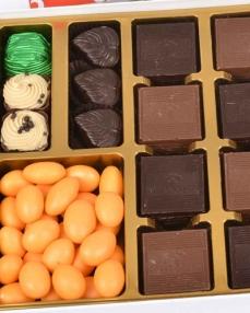 Karnaval Yılbaşı Çikolatası  1